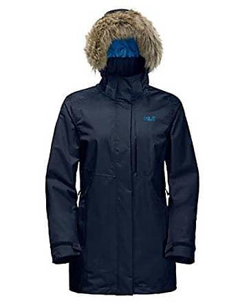 dd4ccc518c19f0 Jack Wolfskin Damen 3in1-Jacke ARCTIC OCEAN, midnight blue, XL, 1107941-