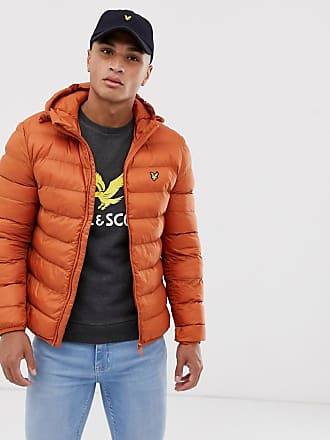 Lyle & Scott Piumino leggero arancione