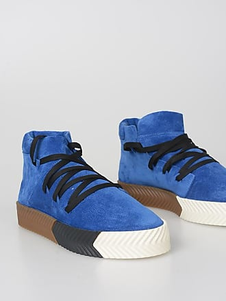 best service 23f34 9f27c adidas ALEXANDER WANG Leather AW SKATE MID Sneakers size 8,5