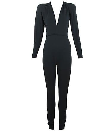 1be36a3064d Stella McCartney Stella Mccartney Black Long Sleeve Jumpsuit -it 40. In  high demand
