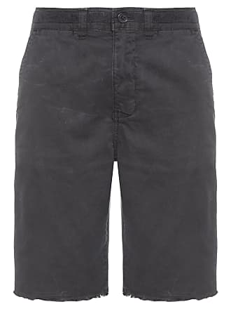 Replay BERMUDA MASCULINA CHINO COLOR - PRETO