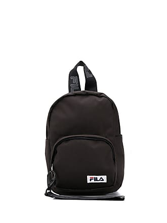 be9961b4a2 Fila small embroidered logo backpack - Black
