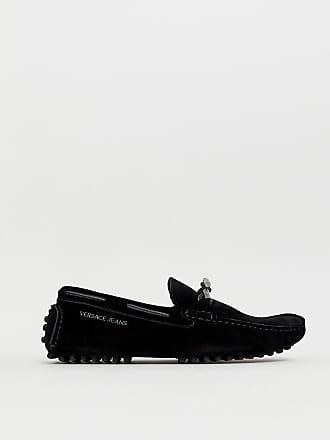 14f33a4ffbc Versace Jeans Couture Mocasines negros de Versace Jeans