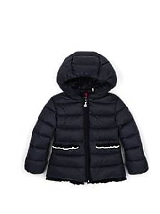 2d70d8b62026 Moncler Kids Temoe Ruffled Down-Quilted Coat - Navy Size 2 YRS