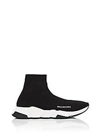 b9fe90778bf0 Balenciaga Mens Speed Knit Sneakers - Black Size 9 M