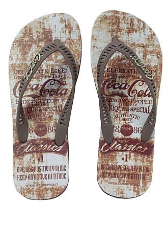 92f65391ff Coca Cola Ware Chinelo Masculino Coca Cola Unique