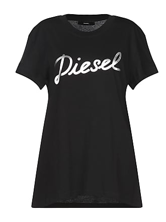 34dafc09735075 Diesel T-Shirts for Women − Sale: up to −70% | Stylight