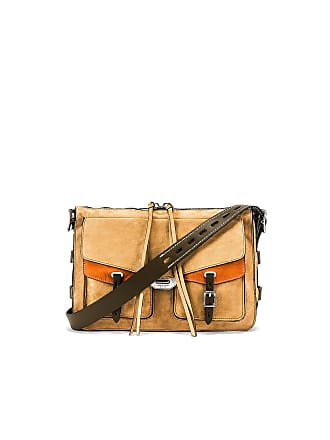 Rag & Bone Field Messenger Bag in Tan