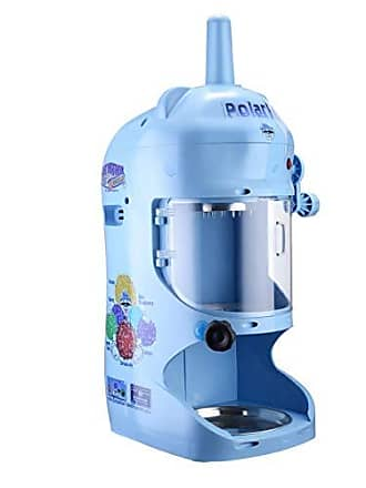 Trademark Great Northern 83-NA6065 Northern Blue Hawaiian Shaver | 120V Electric Snow Cone Machine | Professional Polar Pal Ice Crusher Model with Safety Shield