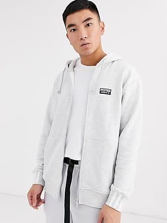 adidas Jungen Essentials 3 Streifen Kapuzenjacke, Medium