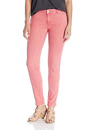 DL1961 Womens Iris Relaxed Trouser Jeans, Lotus, 24