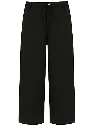 Uma cropped Pesto pants - Black