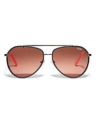Quay Eyeware Dirty Habit aviator sunglasses