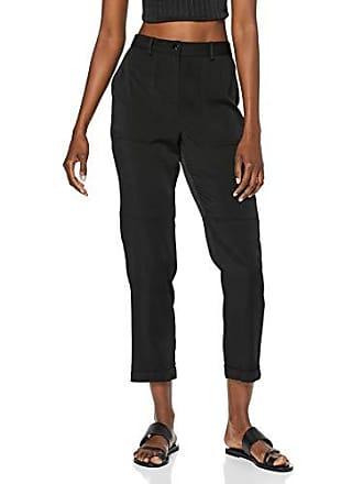 2560272ca9d813 Dorothy Perkins Cargo Trouser Black Pantaloni, Nero 130, 48 (Taglia  Produttore: 16