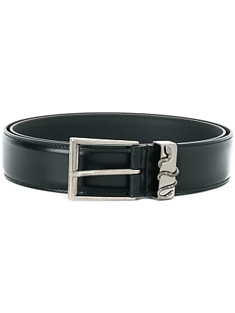 31e72f67094 Gucci snake buckle belt - Black