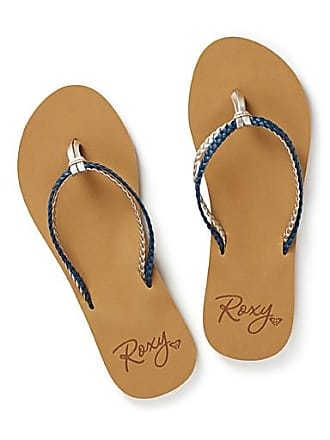 5f1aa6c73ab0cb Roxy® Leather Sandals − Sale  up to −19%
