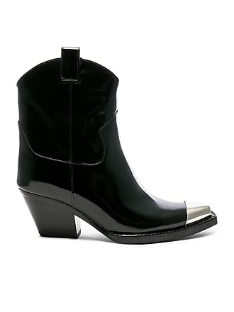 hot sale online 445d0 c122c Jeffrey Campbell Defence Boot in Black