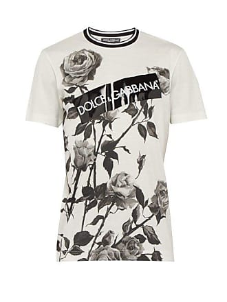 41a10b417 Dolce & Gabbana® Printed T-Shirts: Must-Haves on Sale up to −50 ...