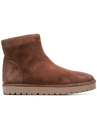Marsèll flat ankle boots - Brown