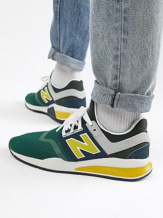 New Balance 247v2 - Grüne Sneaker, MS247NMB