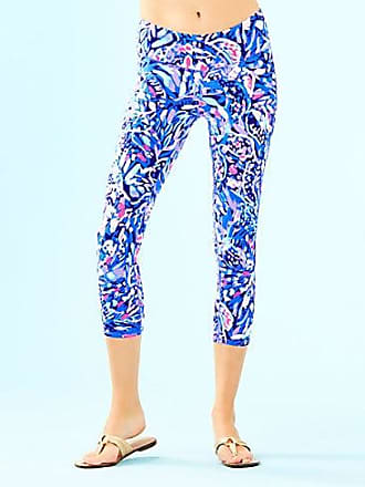 Lilly Pulitzer UPF 50+ Luxletic 21 Weekender Cropped Legging