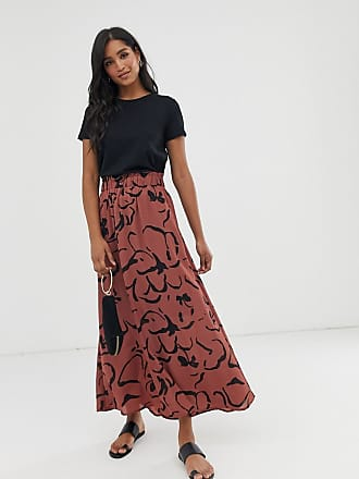 67bfdc540975 square neck paisley print maxi dress. Delivery: free. Vero Moda scribble print  maxi skirt