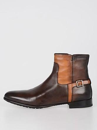 Santoni Leather ankle Boots size 6,5