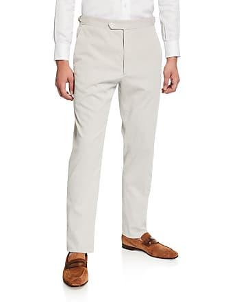 Zanella Mens Bedford Cotton-Stretch Corduroy Pants
