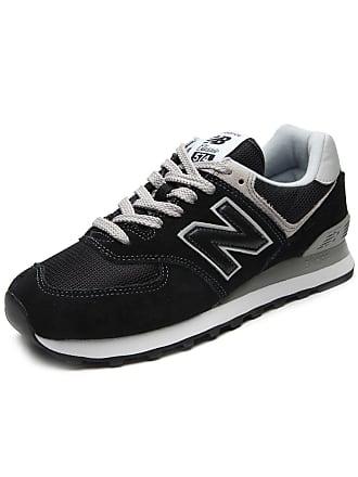 New Balance Tênis New Balance 574 Preto