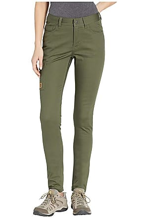Fjällräven Greenland Stretch Trousers (Laurel Green) Womens Casual Pants
