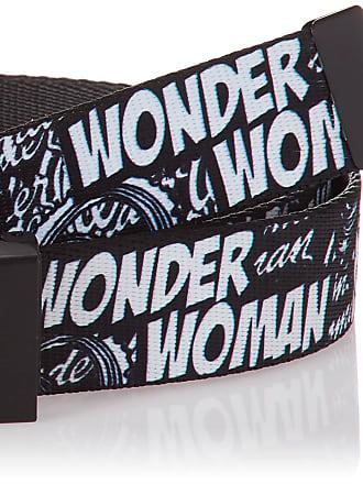 Buckle Down Mens Web Belt Wonder Woman 1.25