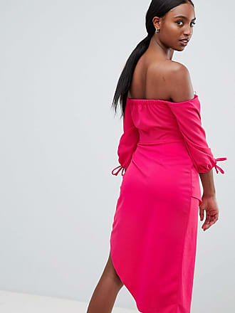 a59714f2872f Asos® Off-The-Shoulder Dresses  Must-Haves on Sale up to −71 ...