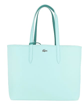 147d1f1025645 Lacoste Shopping Bag Clearwater Brittany Blue Shopper blau