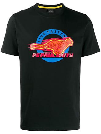 Paul Smith Racer T-shirt - Preto