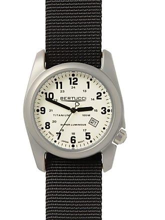 Bertucci A-2T Original Classics Illuminated Watch White/Black 12086