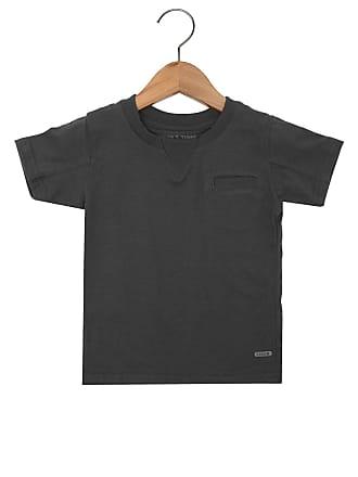 Tigor T. Tigre Camiseta Tigor T. Tigre Menino Cinza