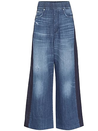 Golden Goose Pantaloni a palazzo Sophie in denim 0287341fabb