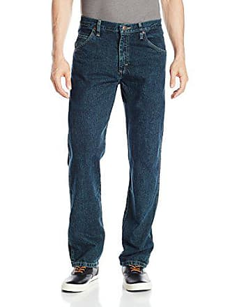 Wrangler Authentics Mens Big and Tall Classic Regular Fit Jean, Storm, 50x32