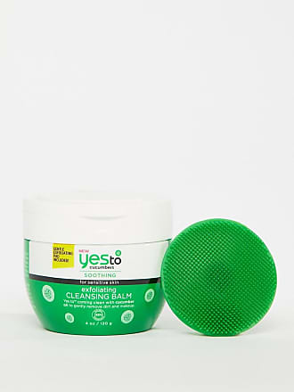 Yes To Yes to Cucumbers Exfoliating Cleansing Balm for Sensitive Skin-No Colour
