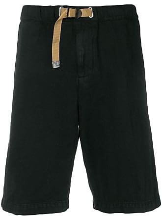 White Sand belted waist shorts - Preto