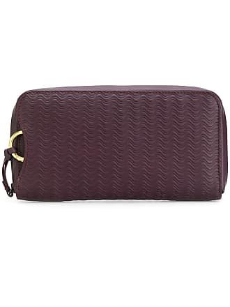 Zanellato wave embossed wallet - Red