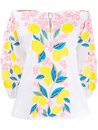 Yuliya Magdych Lemons shirt - White