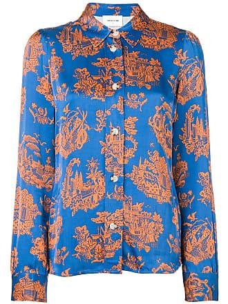 Wood Wood Camisa Renata - Azul