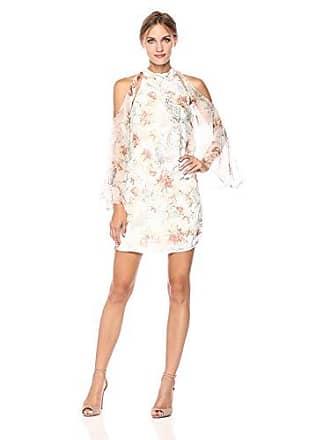 4bb338859f18 Haute Hippie Womens Paradise Dress, Light Side of The Phoenix 10