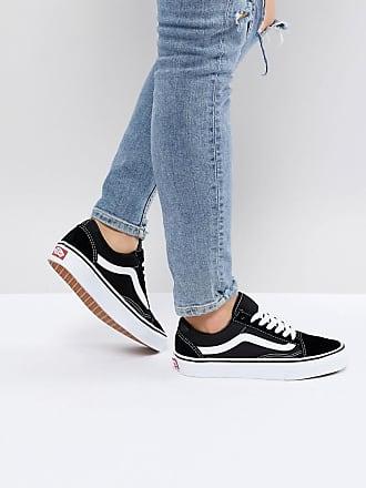 Vans Classic - Old Skool - Sneaker in Schwarz und Weiß