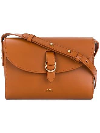 A.P.C. Alicia crossbody bag - Brown