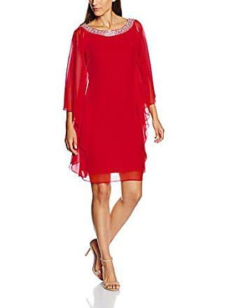 6bd8a12852c82d Mascara jurk voor dames - rood (scarlet)