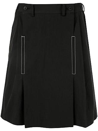 Yoshiokubo side pockets skorts - Black
