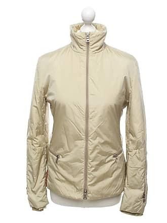 4324321bd8bb4 Prada gebraucht - Jacke Mantel in Beige - DE 38 - Damen - Synthetik