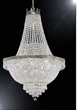 Gallery T40-649 French Empire 14 Light 30 Wide Crystal Chandelier